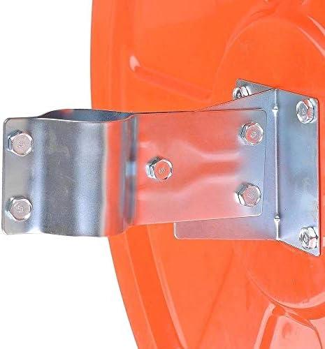 カーブミラー アクリルセキュリティミラートラフィック道路ガレージ盗難防止ミラーターニングミラー30センチメートル45センチメートル60センチメートル75センチメートル80センチメートル100センチメートル RGJ4-23 (Size : 600mm)