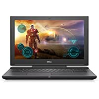 Dell 15 Inspiron 7000 series LED Display Gaming Laptop - 7th Gen Intel Core i5, GTX 1060 6GB Graphics, 8GB Memory, 256GB SSD 15.6, Matte Black
