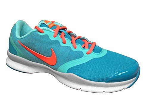 Nuovo Nike Donna In Stagione Tr 4 Cross Trainer Cactus / Crimson 9