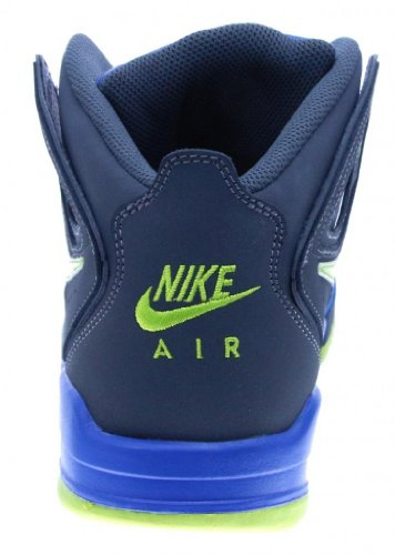 Zapato de los vuelos Air Falcon Baloncesto Soar/Cyber/Dark Grey/Soar
