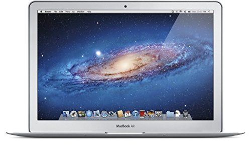 Apple MacBook Air MC965LL/A 13.3-Inch Laptop (Intel Core i5, 4GB RAM, 128GB Solid-State Hard Drive, Mac) (OLD VERSION) (Certified Refurbished)
