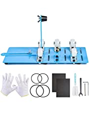 KisSealed Glass Bottle Cutter Kit, Bottle Cutter & Glass Cutter DIY Machine for Cutting Wine, Beer, Liquor, Whiskey, Alcohol, Champagne, Water or Soda Round Bottles & Mason Jars to Craft Glasses