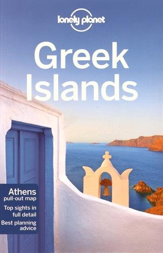 Lonely Planet - Greek Islands (Travel Guide) - 9th Edition (2016) (PDF)