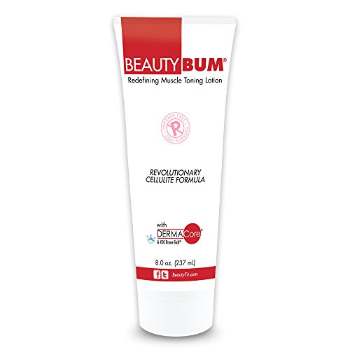 - BeautyFit BeautyBum Anti Cellulite Cream Toning Lotion, Anti-Fat Formula for Women, Original Scent, 8.0 Ounce Tube