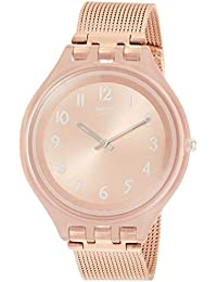 Skinchic SVUP100M Rose-Gold Stainless-Steel Swiss Quartz Fashion Watch