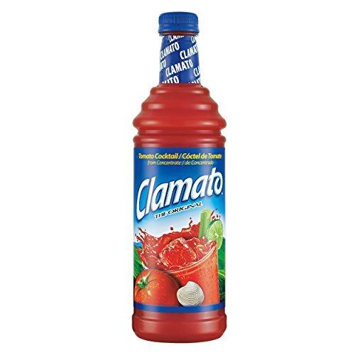 (The Original Clamato Tomato Cocktail - 1 Liter)