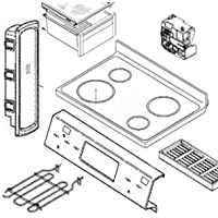 Frigidaire 5304476805 Air Conditioner Base Assembly