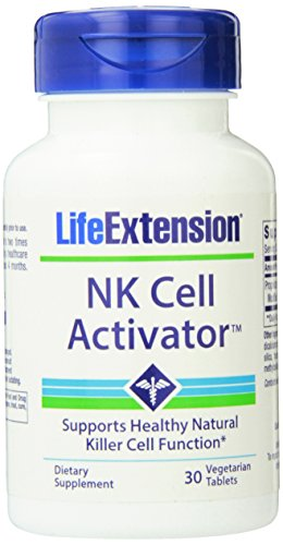 Life Extension NK Cell Activator Tablets, 30