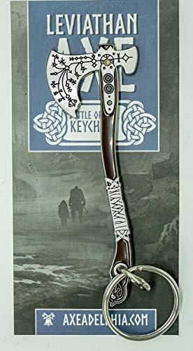- Kratos Leviathan Axe Bottle Opener Keychain