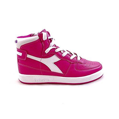 Diadora , Jungen Sneaker fuchsia