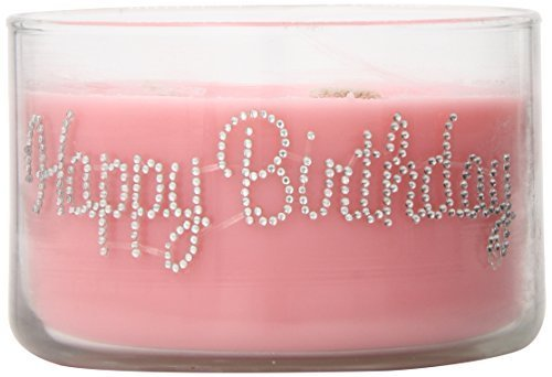 Primal Elements Happy Birthday Wish Candle, 9.5 Ounce by Primal Elements