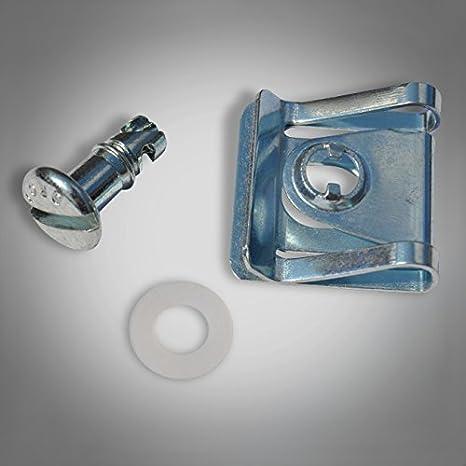 JMP Schnellverschluss für Verkleidungen 14mm 10 Satz 4043981140323