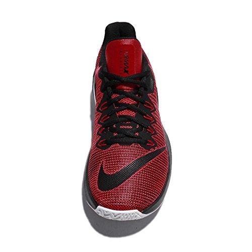 Nike Menns Air Max Rasende To Lav Ep, Universitet Rød / Svart-hvitt Universitet Rød / Svart-hvitt