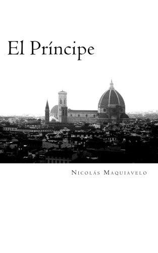 El Pr Ncipe  Cl Sicos Universales   Spanish Edition