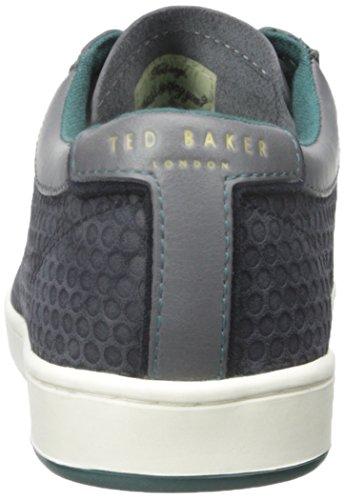 Ted Baker Mens Slowne 2 Mode Sneaker Mörkgrå