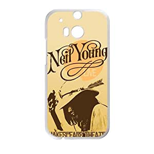 Neil Yong Cell Phone Case for HTC One M8