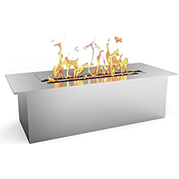 Buy Wolfire Ethanol Fireplace Burner Insert (3.94(H) Cup): Gel & Ethanol Fireplaces - Amazon.com ? FREE DELIVERY possible on eligible purchases