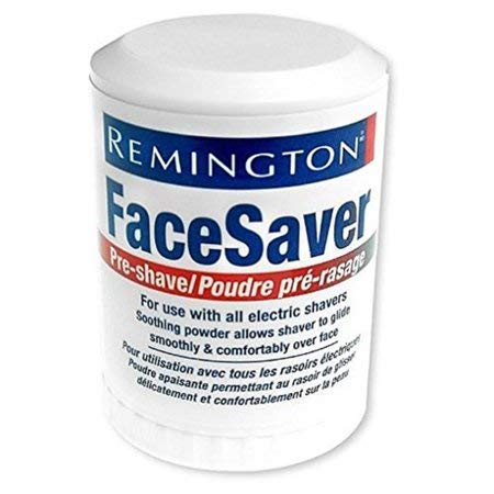 Remington SP-5 Face Saver Pre-Shave soothing powder - SET OF 2