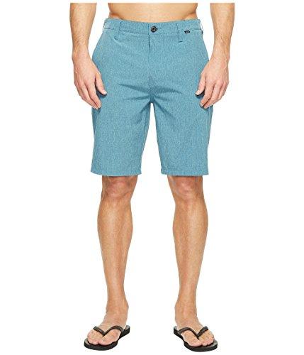 - Hurley Phantom Boardwalk Walkshorts Smokey Blue 34 Mens Shorts