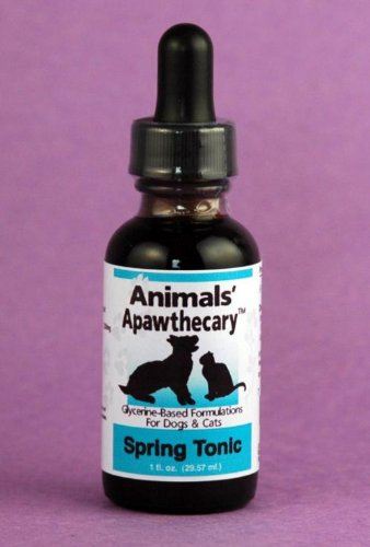 Animals' Apawthecary Spring Tonic for Dogs and Cats, 1oz, My Pet Supplies