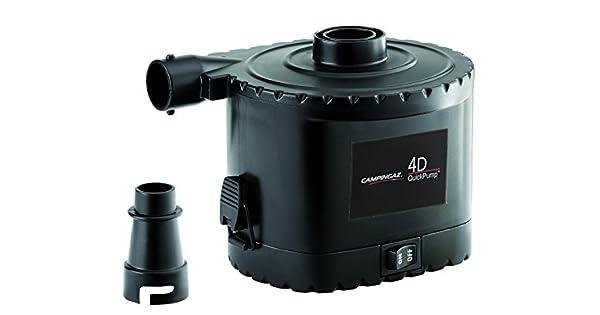 Amazon.com: Campingaz 4d Quick Bomba (funciona con batería ...