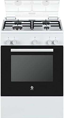 Balay 3CGB462BQ Independiente Encimera de gas A Blanco - Cocina ...