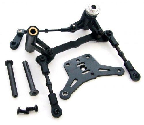 - Kyosho Inferno GT2 Nitro Steering SERVO Saver & TURNBUCKLES Bell Crank IFW2