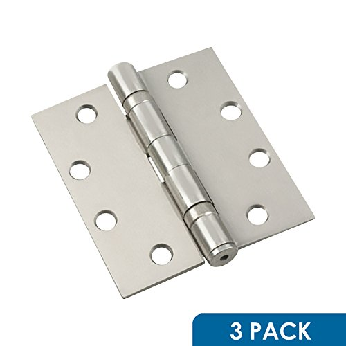 3 Pack Rok Hardware Strong Steel 4-1/2
