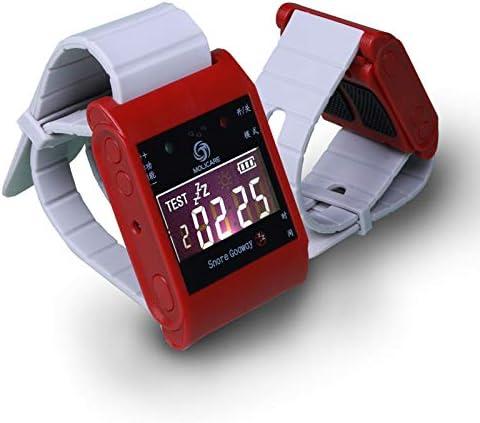 HONGMEI Anti-Schnarch-Gerät, Schnarchen stoppen Intelligente Armbanduhr mit Schnarchstopper Die Beste Lösung gegen Schnarchen(Anti Schnarch Uhr)