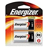 Photo : Energizer EVEELCRV3BP2 Lithium Photo Battery