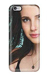 Top Quality Case Cover For Iphone 6 Plus Case With Nice Emma Roberts?wallpaper Appearance