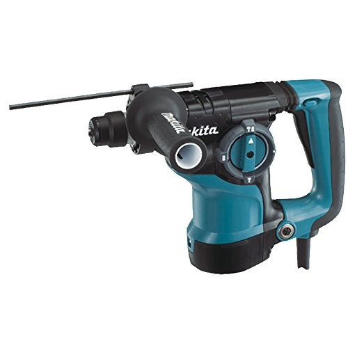 SDS Rotary Hammer Kit, 7A @ 120V
