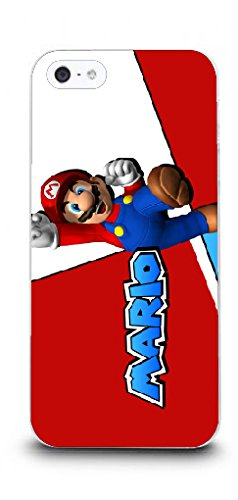 Super Mario Hard Case for iPhone SE/5S/5 - 3