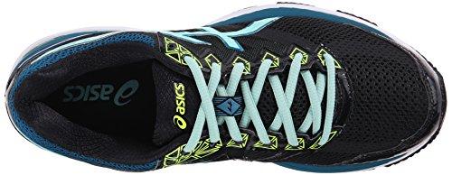 Shoe 4 6 Black Silver 2000 Pool Yellow US Flash Asics B GT Running Women's Blue 10xnqWwtvX
