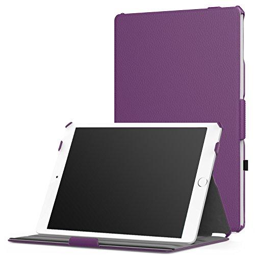 ipad 2 keyboard case purple - 4