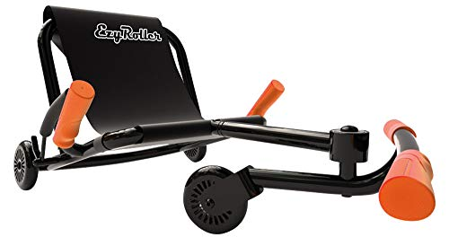 Used, Ezyroller Classic Ride On - Black with Orange Accessories for sale  Delivered anywhere in USA