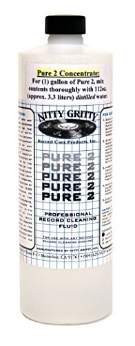 NITTY GRITTY - PURE 2 Concentrate (Makes 1 Gallon)
