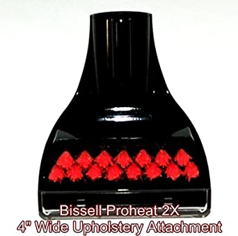 Amazon Com Bissell Proheat 2x Upholstery Tool Attachment For Models