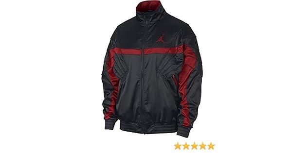 Nike Mens JSW AJ5 Satin JKT AR3130-010