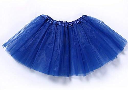 HDMI SM Tutu Falda para Mujer y niña. Falda para Ballet Color Azul ...