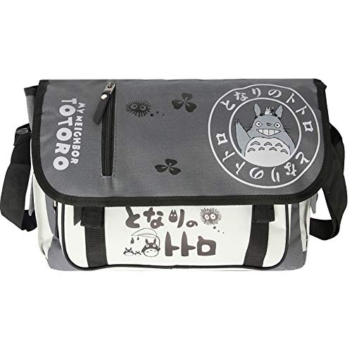 Totoro Messenger Bag, Vanlison Shoulder Bag, Satchel Bag School Bag