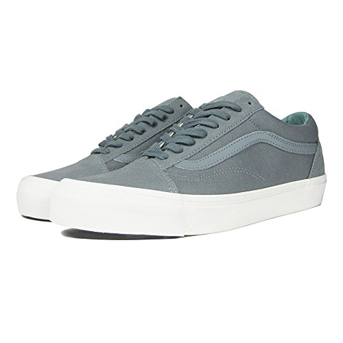 Vans OG Old Skool LX Suede - Grey/White 2014 new online rOkWhj