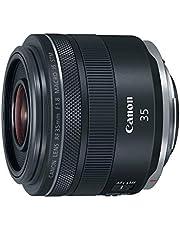 Canon RF 35mm F1.8 Macro IS STM Lens, Black - 2973C002