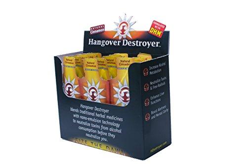 Hangover Destroyer hangover prevention Oriental