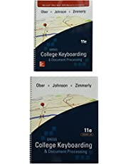 Gregg College Keyboarding & Document Processing (Gdp11) Microsoft Word 2016 Manual Kit 1: 1-60