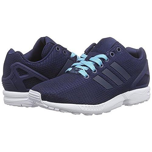 Bella Notte Adidas Originali Zx Flusso Notte Bella Indigo Maglie Dei Formatori d264cd