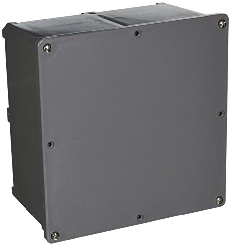 Nema 4 X Junction Boxes (Thomas & Betts E989NCAR 8X8X4 PVC JUNCTION BOX)