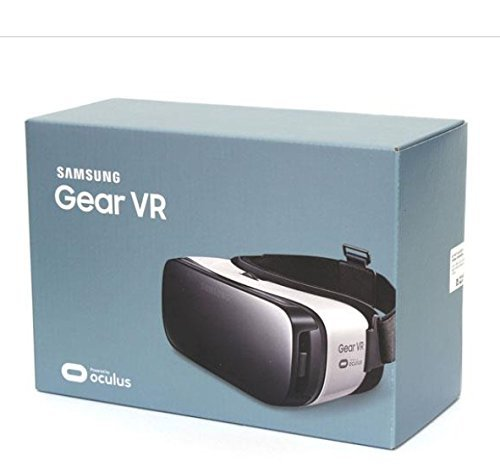 88697e523f9 Amazon.com  Samsung Gear VR Headset (SM-R322) White - Refurbished  Cell  Phones   Accessories
