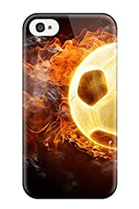 TYH - Best Quality Case Cover With Football Nice Appearance Compatible With Iphone 5/5s phone case