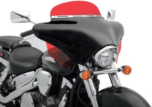 Memphis Shades MEM7031 Batwing Fairing (Batwing Fairing fits Honda, Kawasaki, Suzuki, Victory and Yamaha Models) (Motorcycle Fairings For Kawasaki)